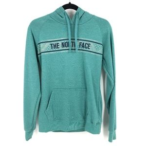 The North Face pullover hooded sweatshirt S